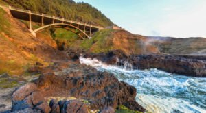 One Of The Most Scenic Drives In America Is Right Here In Oregon