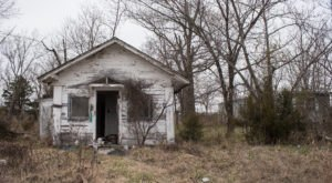 Step Inside The Creepy, Abandoned Town Of Picher In Oklahoma