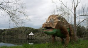 Most People Have No Idea This Unique Abandoned Park In Arkansas Exists
