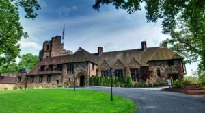 The Hidden Pennsylvania Castle, Stokesay Castle, Makes You Feel Like You're In A Fairy Tale