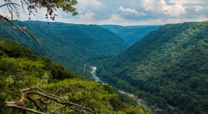 This Just Might Be The Most Beautiful Hike In All Of West Virginia