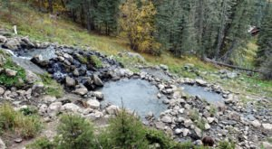 This New Mexico Trail Leads To An Epic Hot Spring And You'll Want To Take It
