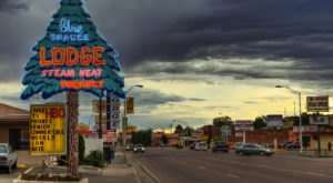 Here Are The 7 Most Dangerous Places In New Mexico After Dark