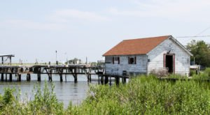 The Quiet Fishing Town In Maryland That Seems Frozen In Time