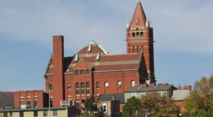 This Maryland Courthouse Is Unlike Any Other In The World