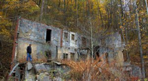 Step Inside The Creepy, Abandoned Town Of Kayford In West Virginia