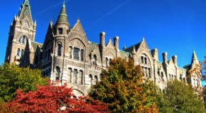 Old City Hall, A Virginia Castle, Makes You Feel Like You're In A Fairy Tale