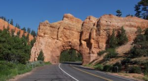 One Of The Most Scenic Drives In America Is Right Here In Utah