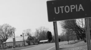 The Spooky Small Town Of Utopia In Ohio Could Be Right Out Of A Horror Movie
