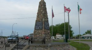 Stand At The Center Of North America In This One Spot In North Dakota
