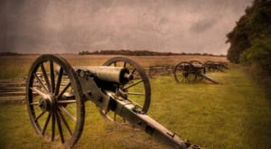 The Story Behind This Haunted Battlefield In Arkansas Is Truly Creepy