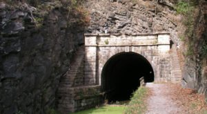 Paw Paw Tunnel Is A Haunted Tunnel In Maryland That Has A Dark History