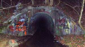 This Haunted Tunnel In Tennessee Is Not For The Faint Of Heart