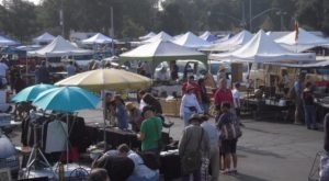 Everyone In Southern California Should Visit This Epic Flea Market At Least Once