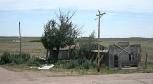 Step Inside The Creepy, Abandoned Town Of Dearfield In Colorado