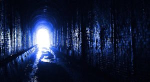 Flinderation Tunnel Is A Haunted Tunnel In West Virginia That Has A Dark History