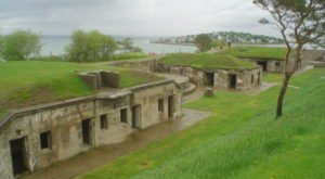 A Haunted Fortress In Massachusetts, Fort Revere Park Is Truly Creepy