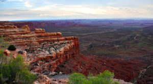 This Trail Of Ancient Ruins In Utah Will Transport You To The Past