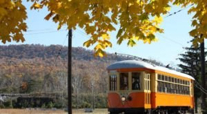 There's A Magical Trolley Ride In Pennsylvania That Most People Don't Know About