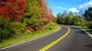 One Of The Most Scenic Drives In America Is Right Here In Tennessee