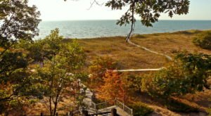 8 Hiking Trails In Michigan That Are Especially Beautiful In The Fall