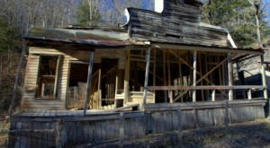 The Truly Grim Reality Of 9 Deserted Ghost Towns In Arkansas
