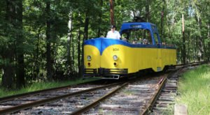 There's A Magical Trolley Ride In Maryland That Most People Don't Know About