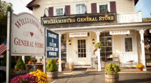 This Charming General Store In Massachusetts Is Loaded With History