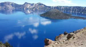 One Of The Cleanest, Most Pristine Lakes In The World Is Right Here In Oregon