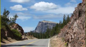 Take A Drive On The Most Scenic Highway In Oregon For Unbeatable Views
