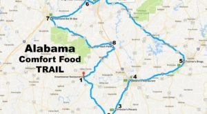 There's A Comfort Food Trail In Alabama And It's Everything You've Ever Dreamed Of
