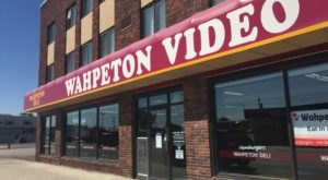 You'd Never Know This Old Video Store In North Dakota Is Hiding An Amazing Restaurant