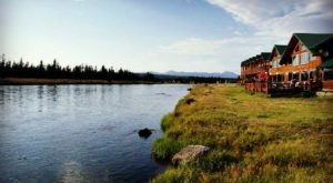 The Quiet Fishing Town In Idaho That Seems Frozen In Time