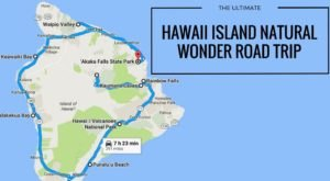This Natural Wonders Road Trip Will Show You Hawaii Island Like You've Never Seen It Before