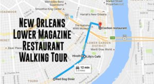 This Epic Restaurant Walking Tour Through New Orleans Will Satisfy Your Stomach