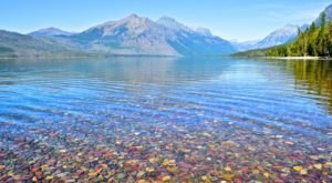 Montana's Most Colorful Lakeshore Is Stunning And You Need To See It