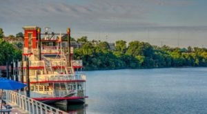 This Riverboat Will Take You Down One Of Alabama's Most Scenic Rivers