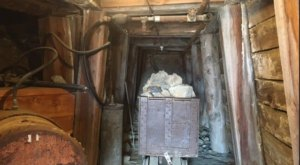 This Trip Through An Old Mine In Montana Will Take You Back In Time