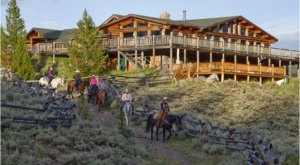 These Guest Ranches In Wyoming Will Make You Feel Like You're Living In The Wild Wild West
