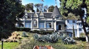 Entering This Hidden Southern California Castle Will Make You Feel Like You're In A Fairy Tale