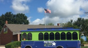 There's A Magical Trolley Ride In Kansas That Most People Don't Know About