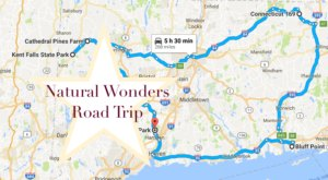 This Natural Wonders Road Trip Will Show You Connecticut Like You've Never Seen It Before