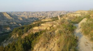 This Might Just Be The Most Beautiful Hike In North Dakota