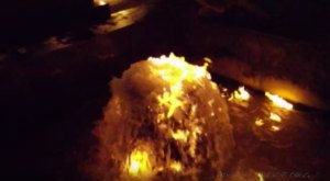 The Story Behind South Dakota's Flaming Fountain Is Bizarre But True