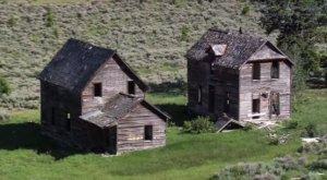 The Abandoned Town In Montana That Most People Stay Far, Far Away From