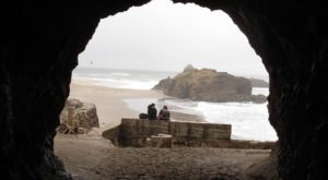 Hiking To This Aboveground Cave In Near San Francisco Will Give You A Surreal Experience