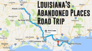 We Dare You To Take This Road Trip To Louisiana's Most Abandoned Places