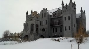 The Hidden Illinois Castle, RavenStone, Makes You Feel Like You're In A Fairy Tale