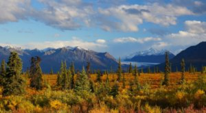 The Largest National Park In America Is Located Right Here In Alaska, And It's Stunning