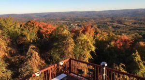 Take A Beautiful Fall Foliage Road Trip To See New York Autumn Colors